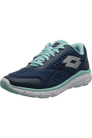 Lotto Damskie buty sportowe Dinamica 250 W, Blue Blu Orn Slv Mat 000-39.5 EU