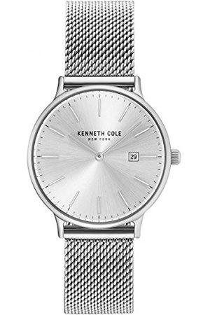 Kenneth Cole Damski analogowy zegarek kwarcowy z bransoletką ze stali szlachetnej KC15057007