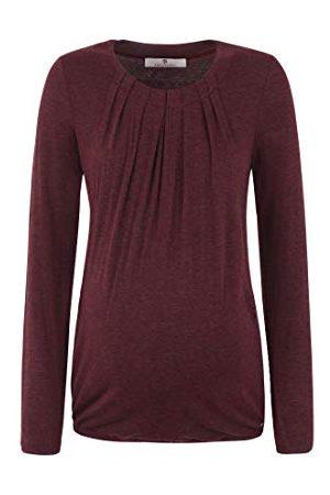 bellybutton Damska koszulka z długim rękawem, (melange 8362), XXL