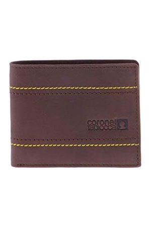 Coronel Tapiocca Portfel dla mężczyzn/młodzieży z przegródkami na banknoty, kieszeń, kieszenie na karty i przegródki wewnętrzne, - WLX2700051