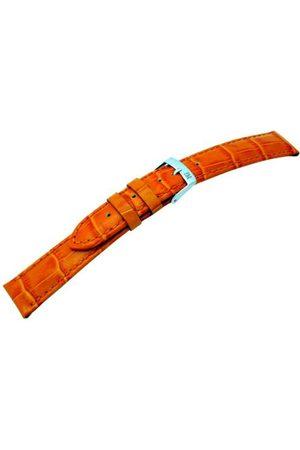 Morellato Unisex paski do zegarka pomarańczowe A01X2704656086CR18