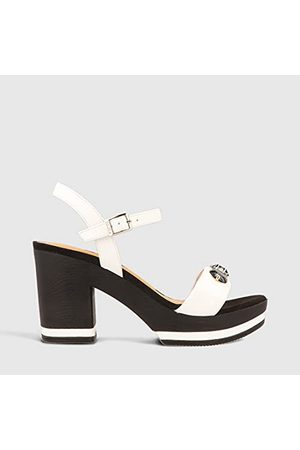 Gadea Damskie sandały Sei1460-2, California Blanco - 37 EU