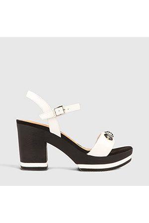 Gadea Damskie sandały Sei1460-2, California Blanco - 38 EU