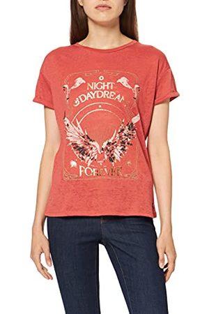 Garcia T-shirt damski, ginger Spice, XS