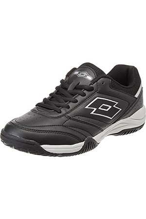 Lotto Damskie buty gimnastyczne z logo Xv W, Nero E Argento - 35 EU