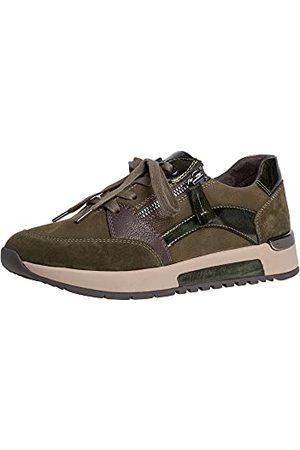 Jana Damskie buty typu sneaker 8-8-23711-27 707, - khaki - 37 EU Weit