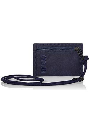 HUGO BOSS Record IN_Neck case akcesoria podróżne portfel, - Navy411. - jeden rozmiar
