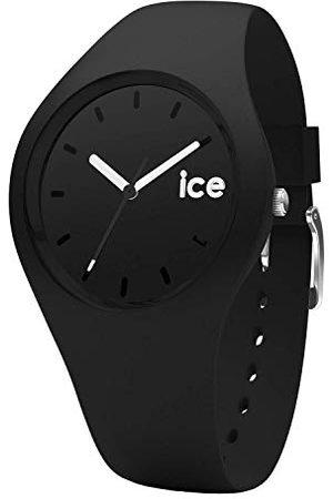 Ice-Watch ICE ola Black - męski zegarek unisex z silikonowym paskiem - 001226 (średni)