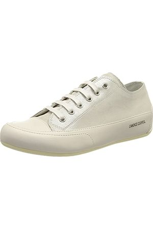 Candice Cooper Damskie buty Rock Oxford, szary - Bianco Polvere - 42 EU