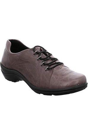Romika Damskie buty Cassie 42 Derbys, - grafitowy 760 760-44 EU