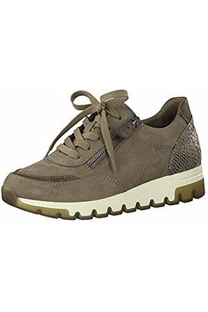 Jana Damskie buty typu sneaker 8-8-23767-27 341, brązowy - szarobrązowy - 37 EU Weit