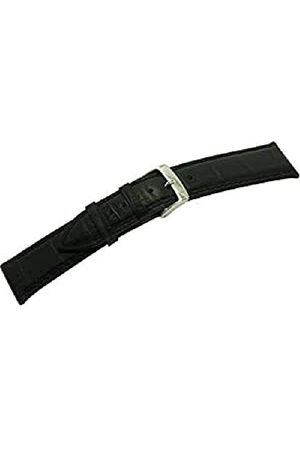 Morellato Unisex paski do zegarka czarne A01X2269480019CR22