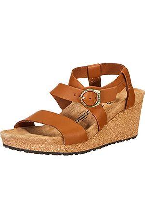 Papillio Damskie sandały Sibyl Ring-buckle, Ginger - 37 EU Schmal