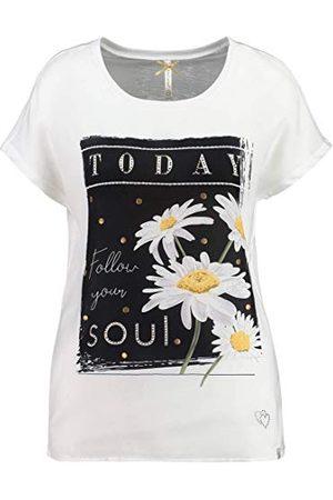 Key Largo Today okrągły t-shirt damski, offwhite (1001), S