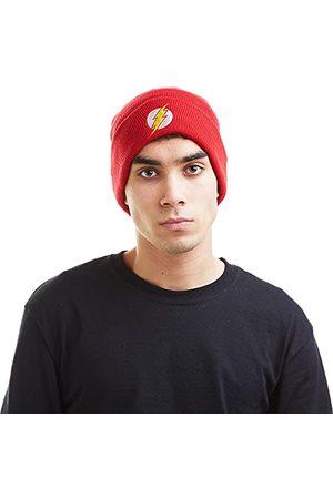 DC Męska czapka z logo, czerwona (czerwona czerwona), jedna (rozmiar: jeden rozmiar)
