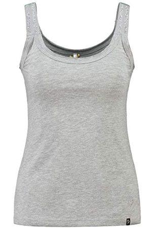 Key Largo Damska koszulka Lissy Round, mel. (1105), M