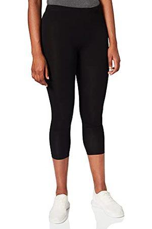 Noa Noa Noa Noos Basic Lace legginsy damskie, (Black 0), S