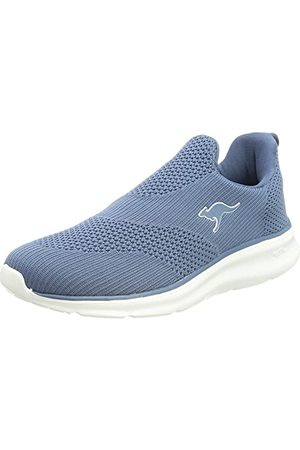 KangaROOS Kj-Smooth płaskie pantofle damskie, - (midnight blue) - 42 EU