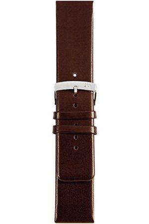 Morellato Bransoletka skórzana do zegarka unisex LARGE brązowa 26 mm A01X3076875032CR26