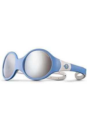 Julbo Dziewczęce okulary przeciwsłoneczne LOOP L niebieskie/jasnoszare, FR : XXS (talia Fabricant: 3-5 ans)