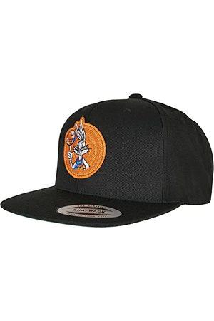 Mister Tee Unisex Bugs Bunny Snapback czapka baseballowa, czarna, jeden rozmiar