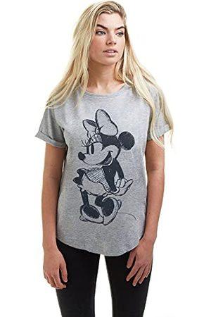 Disney Damski sweter Minnie szkic sweter