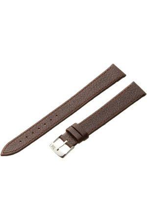 Morellato Bransoletka skórzana do zegarka męskiego DUBLINO brązowa 16 mm A01K075333034CR16