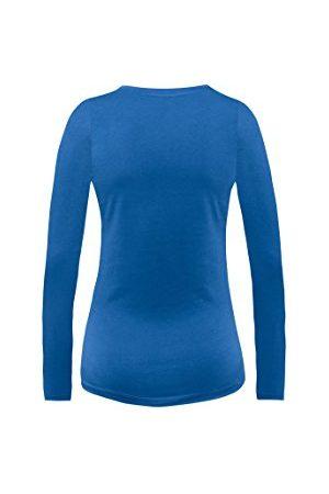 bellybutton Damska koszulka ciążowa PHILINE - koszulka z długim rękawem 1/1, (Gray 8110), S