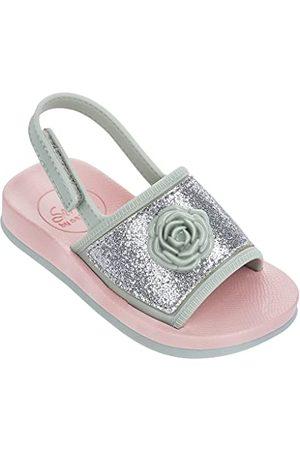 Grendha Damskie sandały Sense IV Sandały dla niemowląt, Verde, 1 UK