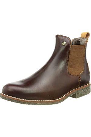 Panama Jack Damskie buty Giordana Igloo Trav Chelsea, - Bark B002-42 EU