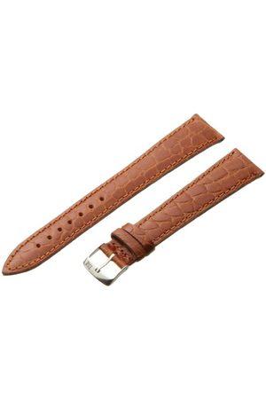 Morellato Bransoletka skórzana do zegarka męskiego LIVERPOOL brązowa 16 mm A01K0751376037CR20