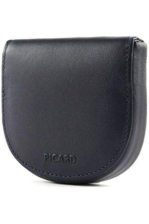 Picard Mężczyźni portfel z serii Apache, w kolorze jeansowym/niebieskim, ze skóry, 837706E616