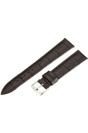 Morellato Unisex paski do zegarka czarne A01X2269480019CR18