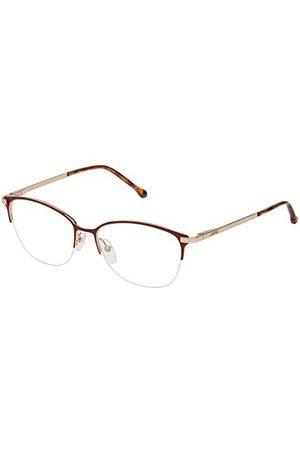 Loewe Unisex dla dorosłych VLW499M530SAH oprawki okularów, różowe (Shiny Rose Gold), 55