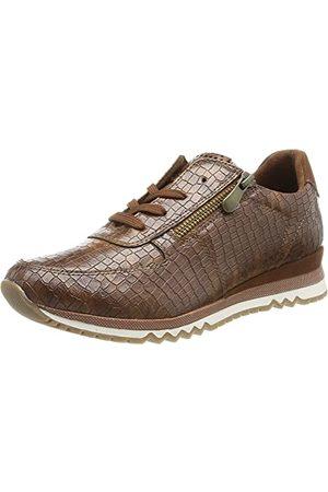 Marco Tozzi Damskie buty typu sneaker 2-23726-27, - Cognac Str Com - 41 EU