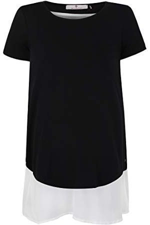bellybutton Damski t-shirt dla kobiet w ciąży, ( onyks 1048), 36 PL