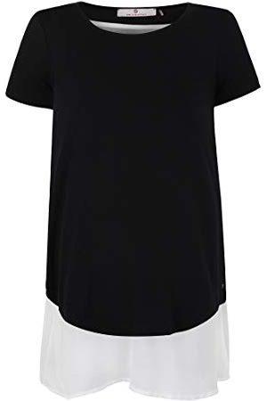 bellybutton Damski t-shirt dla kobiet w ciąży, ( onyks 1048), 44 PL