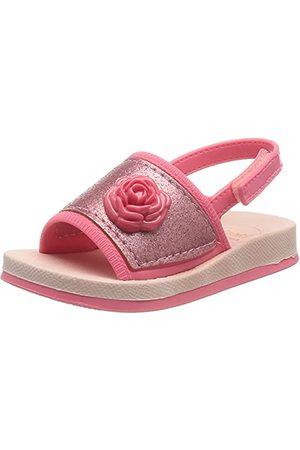 Grendha Damskie sandały Sense IV Sand Baby Sandały, różowe claro, 32 EU