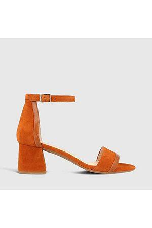 Gadea Damskie sandały Edy1143-74, - California Toffee - 36 EU
