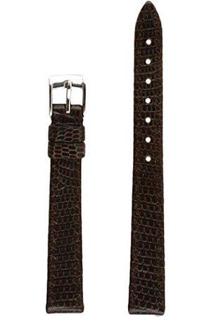 Morellato Bransoletka skórzana do zegarka męskiego LIVORNO brązowa 20 mm A01D2116372030CR12