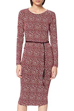 Noppies Damska sukienka Ls AOP Hope, Syrah - P805, 38 PL
