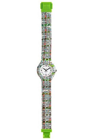Hip Damski analogowy zegarek kwarcowy z silikonowym paskiem HWU0622