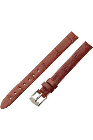 Morellato Skórzana bransoletka do zegarka damskiego THIN złoto-brązowa 10 mm A01D2860656041CR10