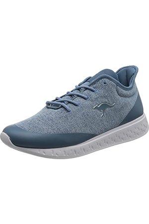 KangaROOS Damskie buty sportowe K-act Screen Sneaker, - Faded Blue - 36 EU