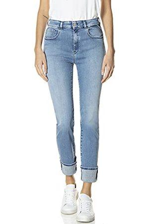Replay Damskie jeansy Faaby Straight