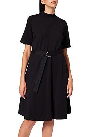 HUGO BOSS Damska sukienka formalna Darfia, (Black1), L