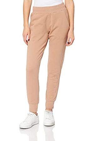 Hurley Damskie spodnie dresowe W Lounge na co dzień, pustyni kurz, S
