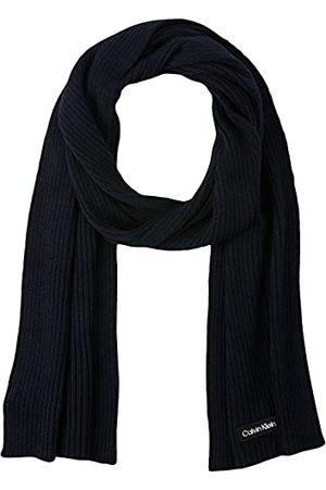 Calvin Klein Męski filcowy szalik z dzianiny 30 x 180 cm