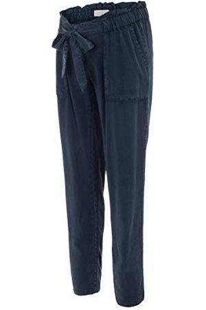 Mama Licious Damskie Mlbethune tkane spodnie A. Spodnie ciążowe