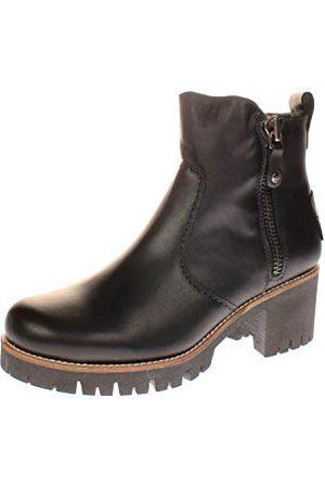 Panama Jack Damskie buty Pauline Igloo Trav, - Black B001-37 eu